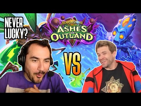 (Hearthstone) Spell Druid VS Spell Mage Who Is Never Lucky from YouTube · Duration:  6 minutes 5 seconds
