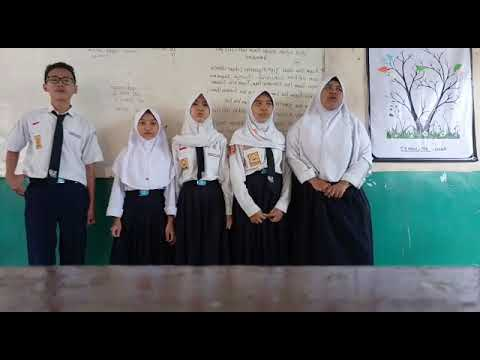 Musikalisasi Puisi Rakyat Gurindam Lagu Mars Smpn 25 Bandung Youtube