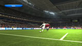 Pro Evolution Soccer 2014 PC Gameplay *HD* 1080P Max Settings