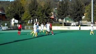 HC Bra-HC Suelli 08-10-2011 (6-4), 2° gol di Green