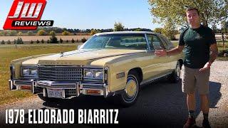 1978 Cadillac Eldorado Biarritz Review