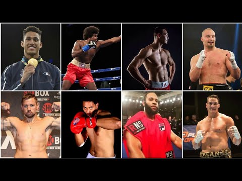 Daniel Dubois, Tony Yoka, Darmani Rock, Junior Fa, Trey Lippe Morrison - Heavyweight Prospect Talk!!