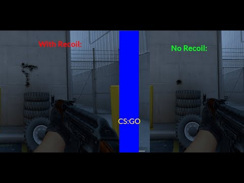 CS:GO No Recoil AHK Script
