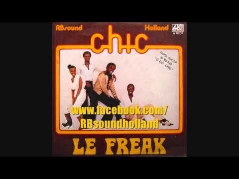 Chic - Le Freak (HQsound)