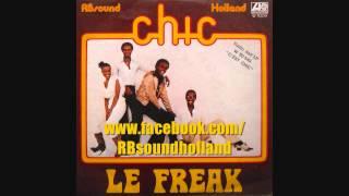 Chic - Le Freak (HQsound)