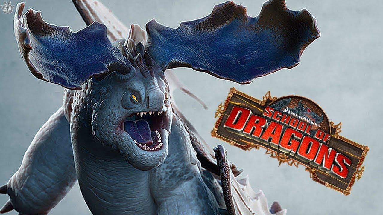 School of Dragons: Dragons 101 - The Crimson Goregutter ...