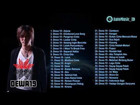 LAGU DEWA19 VOCAL ONCE FULL ALBUM