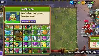 Plants Vs Zombies 2 BattleZ ( Week 32 ) 1.2mil Ghost Pepper practice game