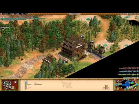 Age of Empires 2 HD The Forgotten - Langshan Jiang