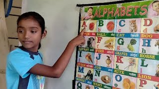 इंग्लिश वर्णमाला English alphabet for kids ABCD phonicsong ABCD ABCD song Alphabet song s