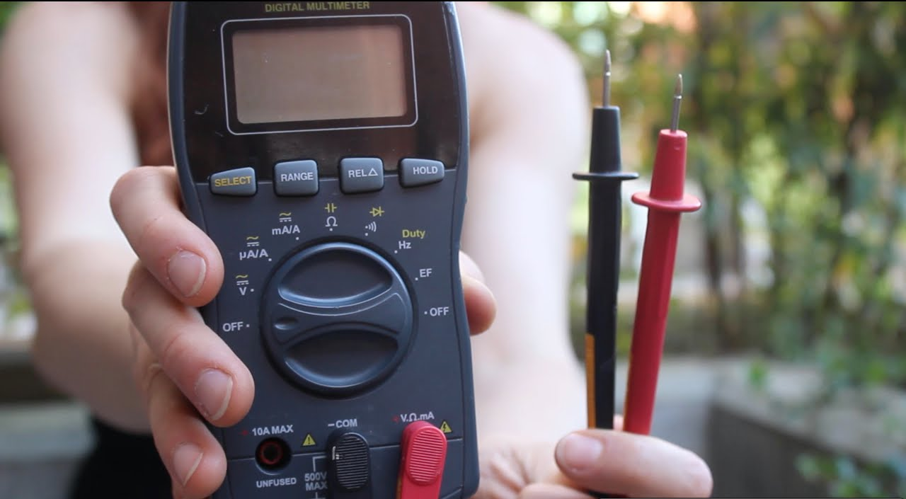 How to Use (and Choose) a Multimeter!: 6 Steps (with Pictures)