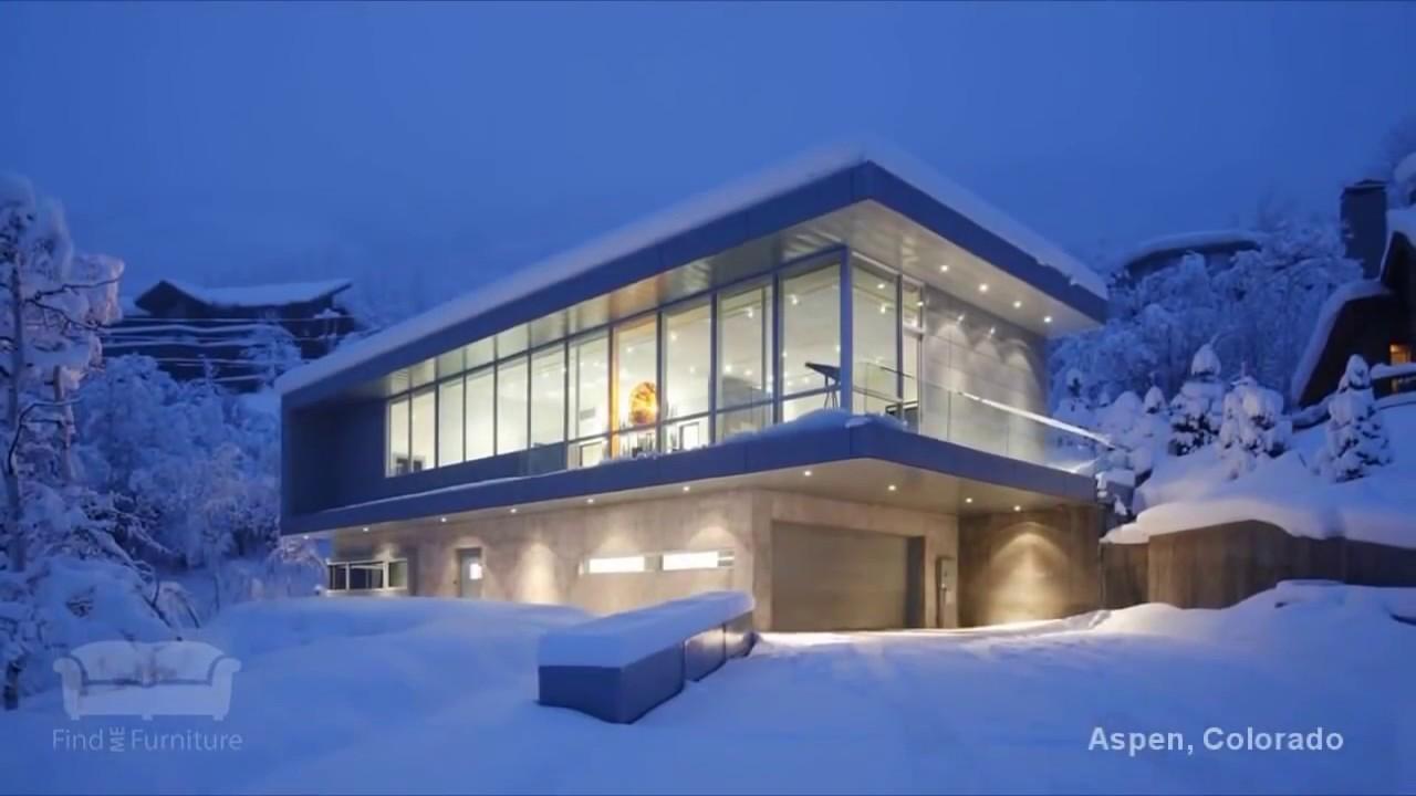 As casas mais bonitas do mundo Veja a relao das mais