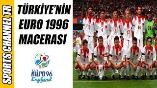 TÜRKİYE'NİN UEFA EURO 1996 MACERASI   1.BÖLÜM