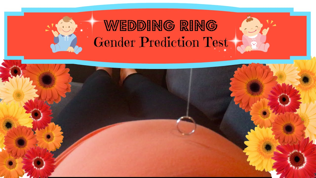 boy or girl? twins?| wedding ring gender test| angie lowis