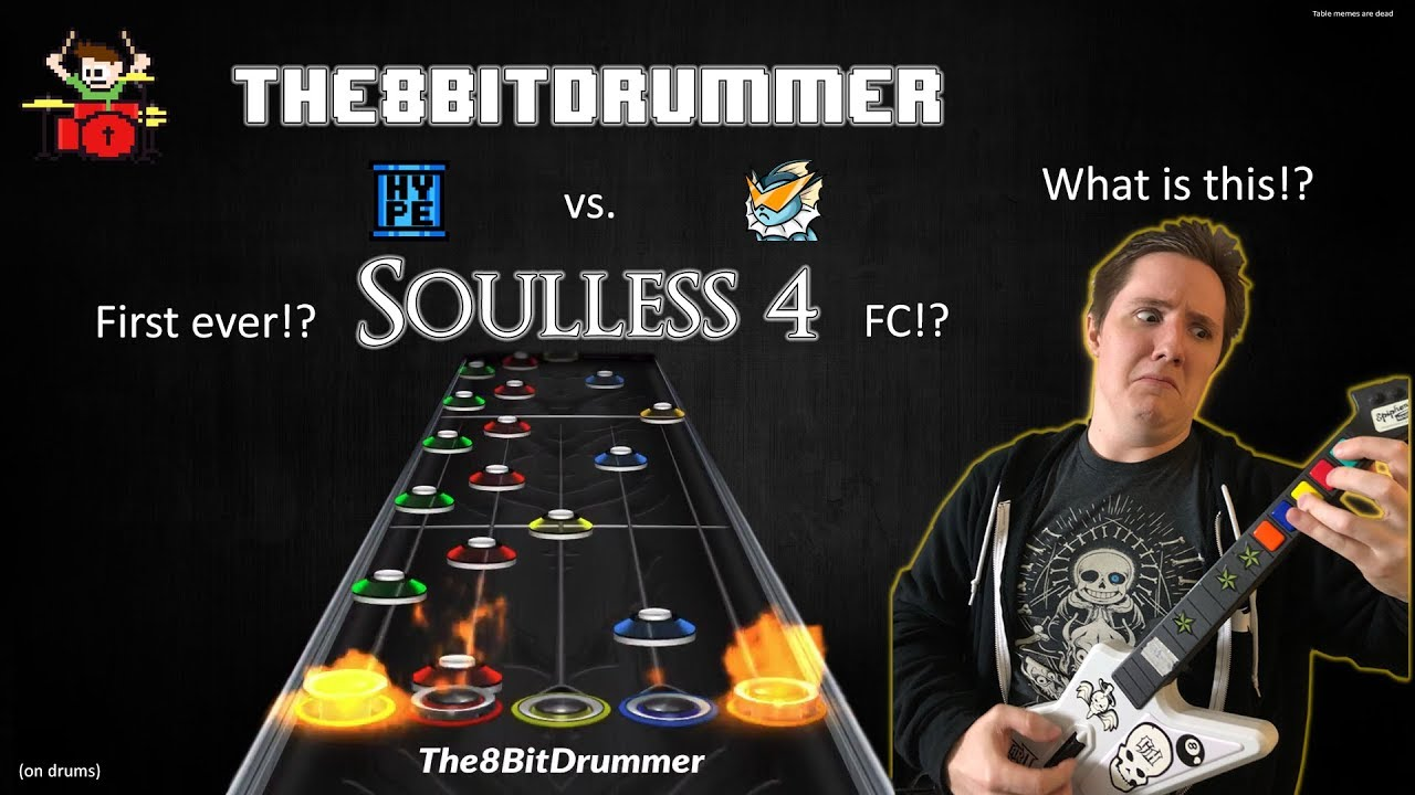 FIRST EVER FC OF SOULLESS 4! (WORLD FIRST) ~ CLONE HERO