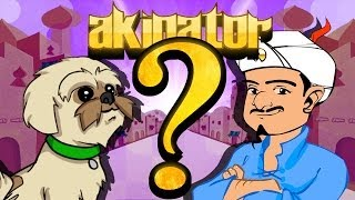 Repeat youtube video Can Akinator Guess Gryphon?