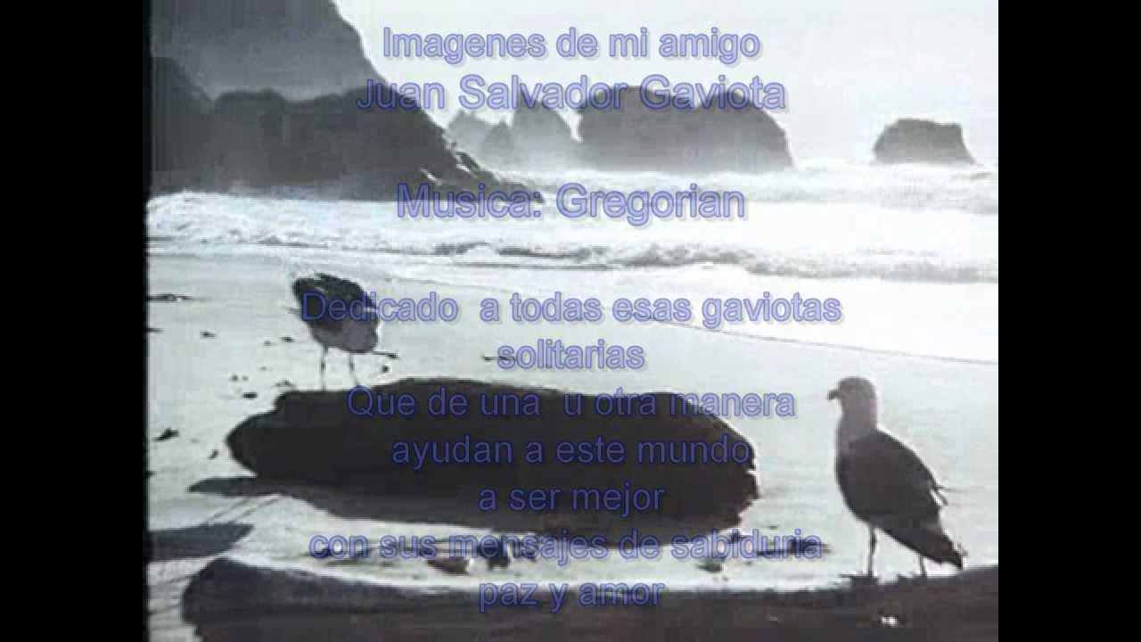 GREGORIAN BE (Ser) Juan Salvador Gaviota. Subtitulos en