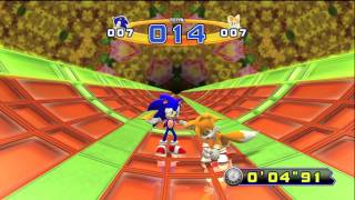 Sonic 4: Episode 2 Quick I Love Tails achievement
