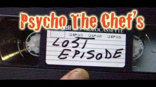 Psycho the Chef - Pumpkin Pie (The Lost Episode)