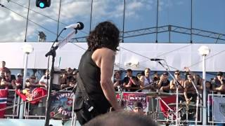 KISS Kruise V - A World Without Heroes - Sail Away Show 10-30-2015