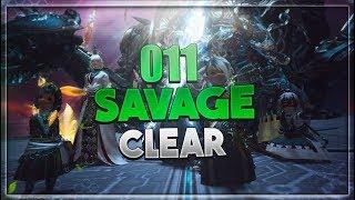【FFXIV】Alphascape V3.0 Savage Clear (O11S) ~ Scholar PoV