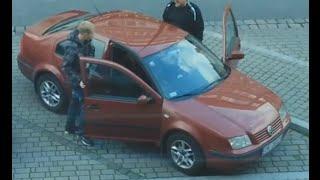 Wsiadanie do samochodów - Getting into strangers cars (Michal Kujawa PL)