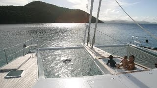 YAPLUKA 72 Catamaran - Berret Racoupeau Yacht Design