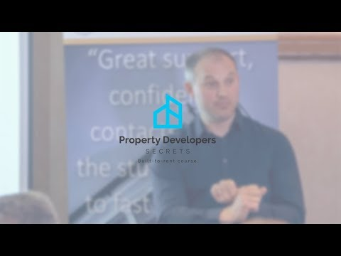 Property Developers Secrets - Built To Rent Course - White Box Property Solutions