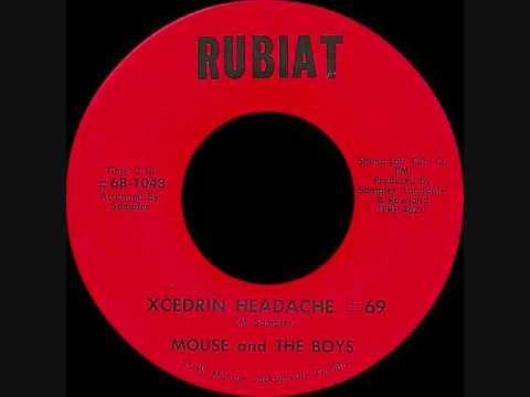 Mouse and The Boys - Xcedrin headache #69