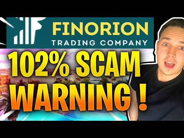 Finorion - Definitely A SCAM Website EXPOSED ( REVIEW ) 💀❌