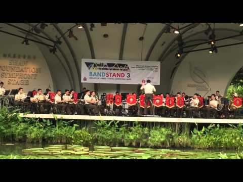SAF band Bandstand 3 - One United people