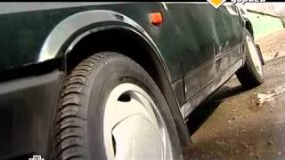 главная дорога - давление в шинах