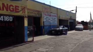 Brake & Tire Auto Body Repair Mechanic Southbay Los Angeles La