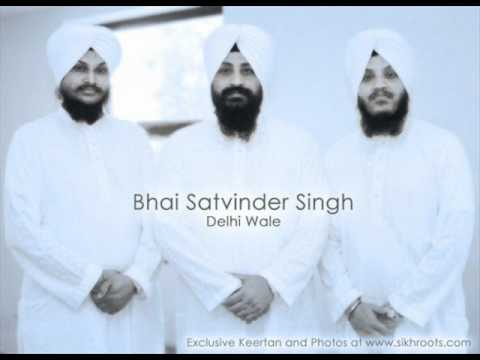 New Audio Of Gur Sunder Mohan Paaye Kare By Bhai Satvinder Singh
