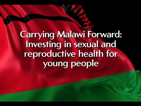 Carrying Malawi Forward: Investing in Sexual and Reproductive Health for Young People (English)