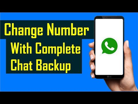 How To Change Whatsapp Number Without Losing Chats And Groups   Helptimes
