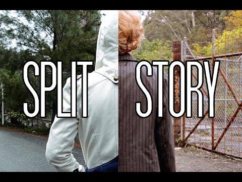 Split Story - A split screen short film