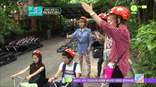 120808 QTV 4Minute Travel Maker - Episode 04 (720p) Travel Video