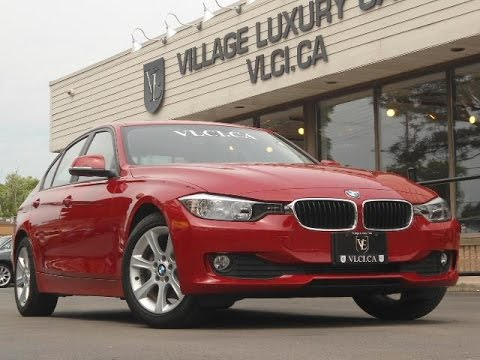 2012 bmw 320i in review - village luxury cars toronto - youtube