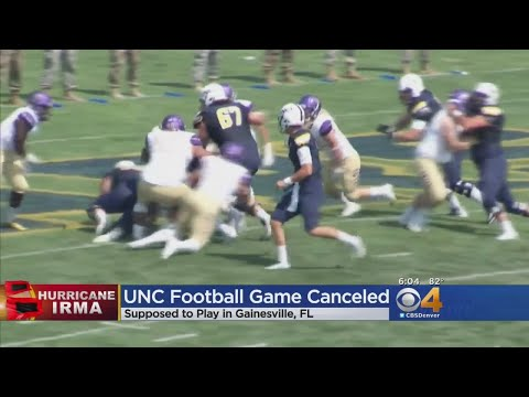 UNC Bears-Gators Game Cancelled Due To Irma
