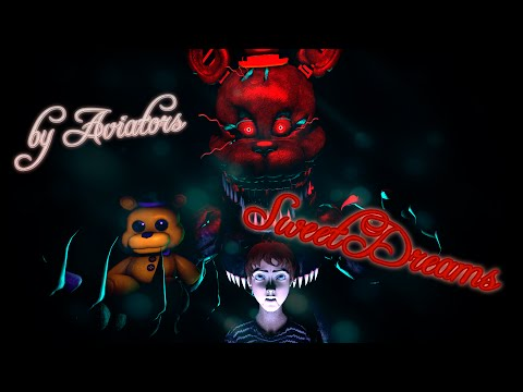 SFM| Nightmares Lullaby |music By Aviators - Sweet Dreams