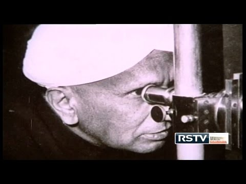 Mars & Beyond - C V Raman: The scientist and his legacy