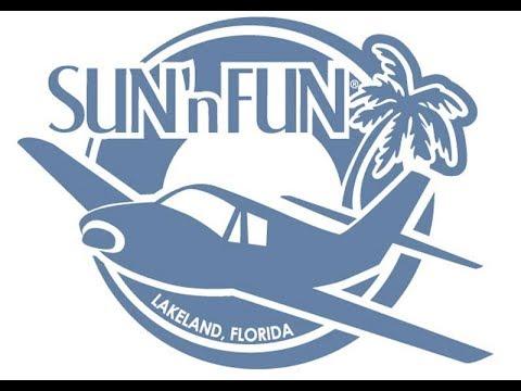 Sun n Fun 2018 Day 1 Severe Weather, Flight Delay, IMC, Arrival, Campus Rainout