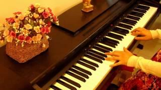 Dâng Niềm Cảm Mến | Piano cover | Linh Nhi