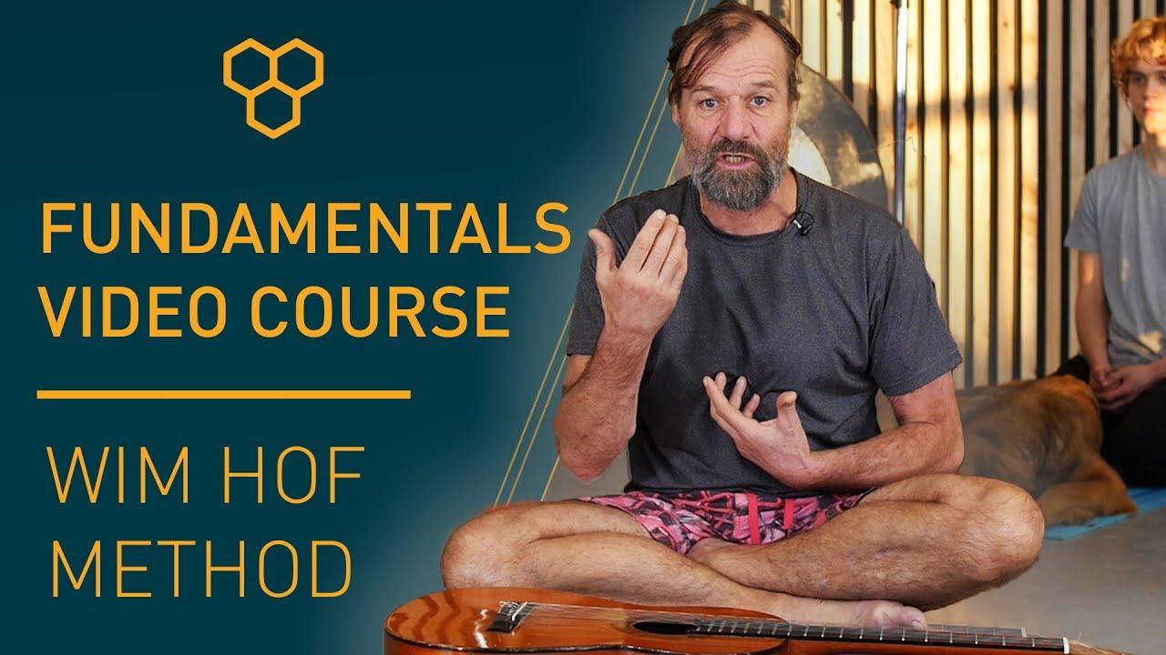 'FUNDAMENTALS' WIM HOF METHOD VIDEO COURSE!
