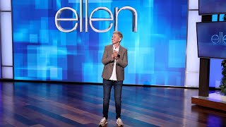 Ellen Shares Her 'Bachelor' Theory