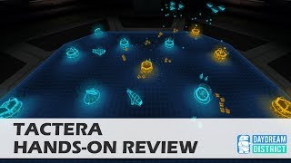The Darknet Successor: Tactera for Daydream VR Hands-On Review