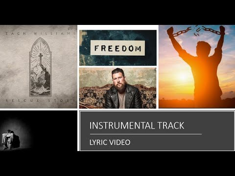 Zach Williams - Rescue Story - Instrumental Cover With Lyrics