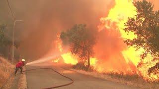 2.000 bomberos movilizados para combatir incendios en Portugal