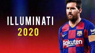 Lionel Messi - Illuminati ft. Lil Pump,Anuel AA l Best Skills \u0026 Goals 2020